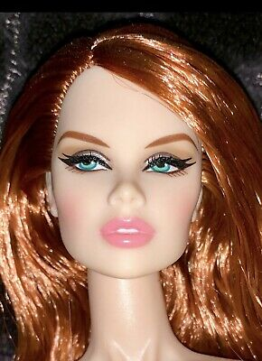 Fashion Royalty Integrity Doll Vanessa Perrin Sophistiquee Nude Doll New