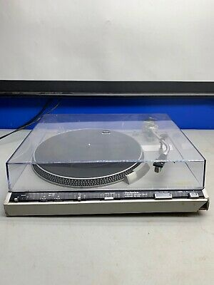 Technics SL-230 Frequency Generator Stereo Turntable Working