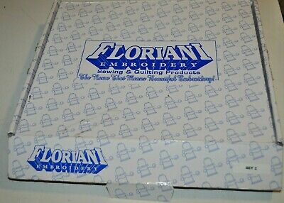 NEW LARGE LOT of 24 Floriani Thread