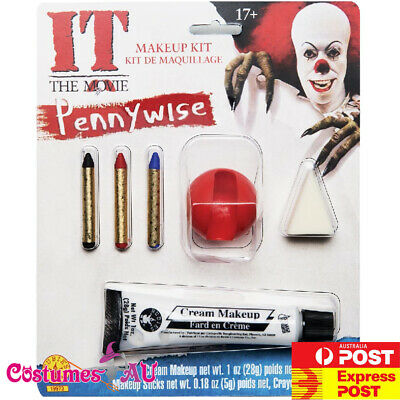 IT the Movie Pennywise Wig 34721 Rubies