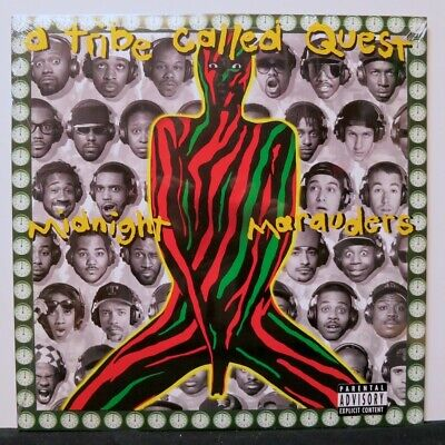 A TRIBE CALLED QUEST 'Midnight Marauders' Vinyl LP NEW/SEALED