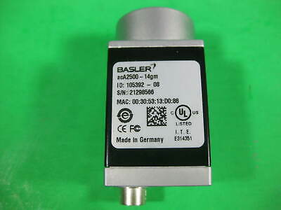 Basler Camera -- ACA2500-14gm -- Used