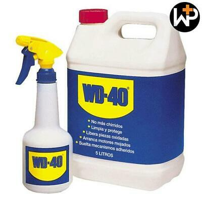 WD40 5 Litre Inc Free Spray Applicator by Workshop Plus
