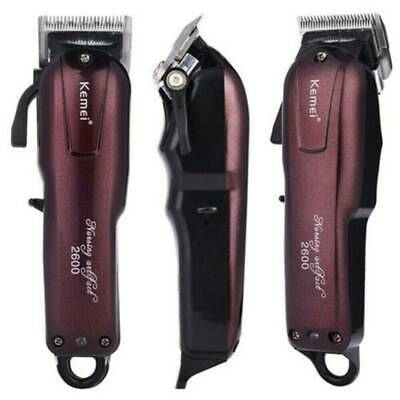NEW - Professional Electric Cordless Hair Clipper Trimmer Shaver LCD Display
