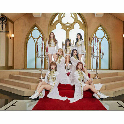 DREAM CATCHER - RAID OF DREAM Special Mini Album [Normal ver. / Limited ver.]