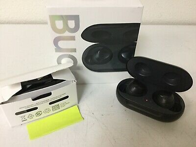 Samsung 2019 Galaxy Buds - Wireless Earbud Headphones (Black) - SM-R170NZKAXAR