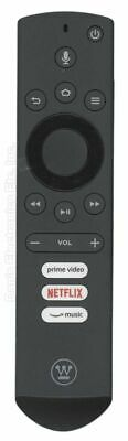 NEW Westinghouse Remote Control for wg55ur4100