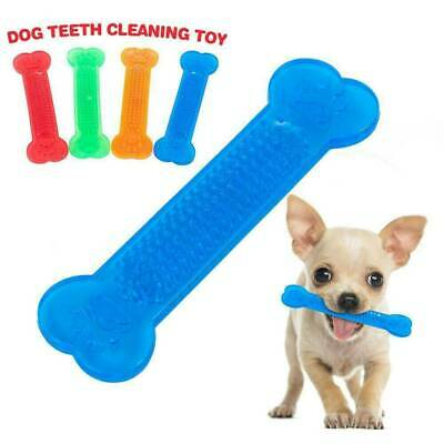 Durable Dog Chew Toys Rubber Bone Toy for Aggressive Chewers Indestructible Gift