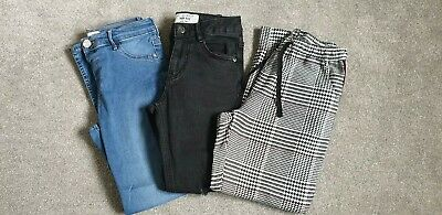 Girls Jeans Trouser Bundle 10 Years River Island Next New Look