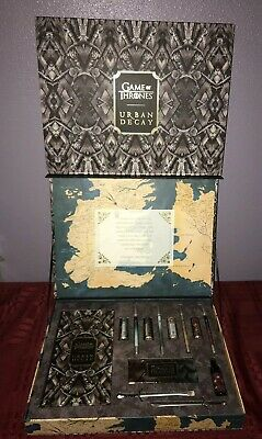 Urban Decay Game Of Thrones Vault 13 Piece Set Makeup Collection BRAND NEW