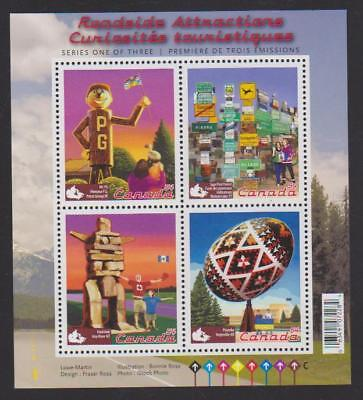 2009 SC# 2335 - Roadside Attractions-1 - Souvenir Sheet Lot# 34 M-NH