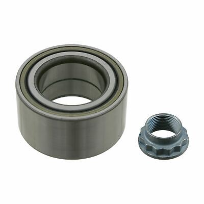 Rear Axle Wheel Bearing Kit Febi Bilstein Oe Quality Replacement 07932