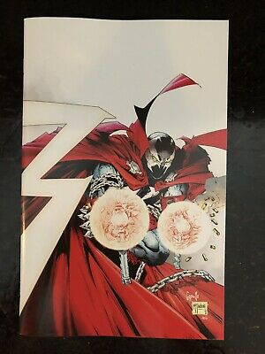Image Comics Spawn #300 Capullo & McFarlane Virgin Variant
