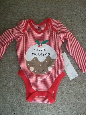 Bnwt Age 3-6 Month Christmas Body