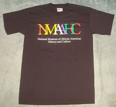 Vtg National Museum Of African American History Culture T Shirt Medium Nmaahc
