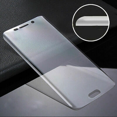 For Samsung Galaxy S7 Glass Screen Protector 3d Full - 100% Genuine Tempered