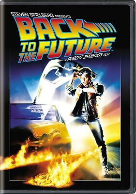 Back to the Future DVD Michael J. Fox NEW