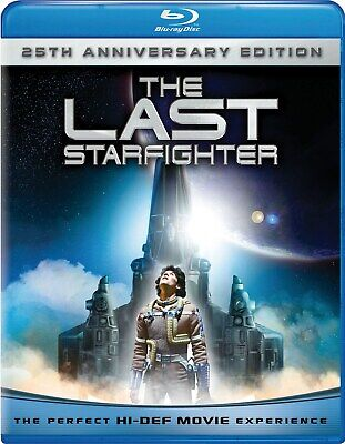 The Last Starfighter Blu-ray Lance Guest NEW