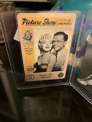 Original Unissued Marilyn Monroe Calling Phone Card Rare!! Mint!!