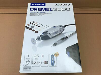 DREMEL 4000-4/65 240V Multi Tool With 4 Attachments + 65