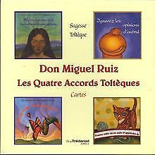 Don Miguel Ruiz, les quatre accords toltèques de Ruiz, Don... | Livre | état bon