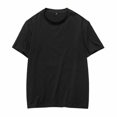 T-shirt Shirts Slim Fit Muscle Tee Plain Crew Neck Tops Men Short Sleeve Casual