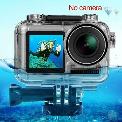Sports Camera Waterproof Housing Case Shell Diving For DJI Osmo Action 2019