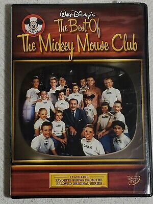 The Best of the Mickey Mouse Club [New DVD]