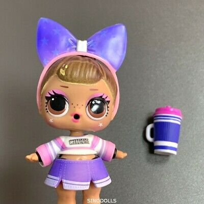 Xmas Gift LOL Surprise Doll CHEER BABY UNDERWRAPS CHEERLEADER toy for girl gift