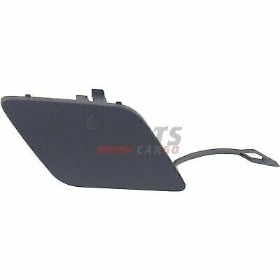 Front Tow Eye Cover Compatible with Lexus ES300//ES330 2002-2006 RH Black