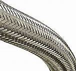 Stainless Steel Over Braid