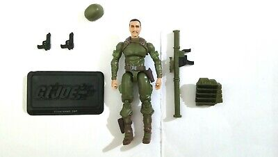 "GI JOE JAMES /""GRAND SLAM/"" BARNEY Rise of Cobra Action Figure C9 v2 2009"