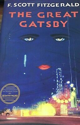The Great Gatsby by F. Scott Fitzgerald (Paperback) Brand New, Free Shipping