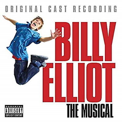 Billy Elliot - The Musical - Original Cast Recording (2005) CD NEW