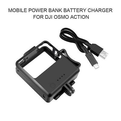 Mobile Power Bank Supply USB Charger Adapter For DJI Osmo Action Camera