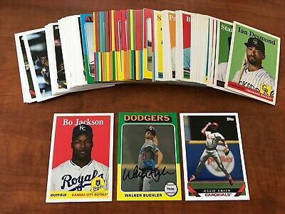2019 Topps Archives Lot (20 Cards) You Pick Your Cards
