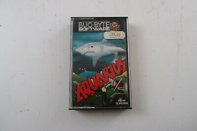 Aquarius A Bug Byte Game for the ZX Spectrum