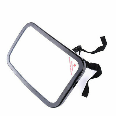 Baby Car Seat Rear View Mirror 360° Rear Facing for Infant Child Toddler Safety