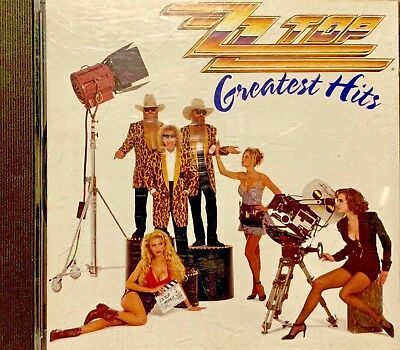 CD - Greatest Hits von ZZ Top (2006)
