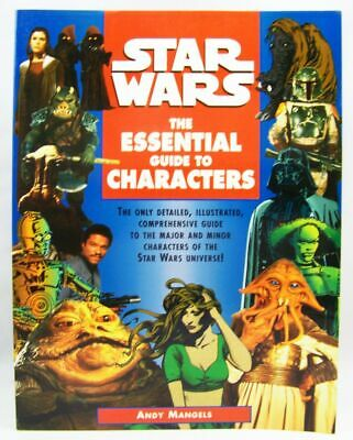 Star Wars The Essential Guide to Characters - Ballantine 1995