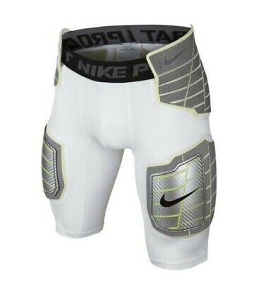Size L Nike Pro Combat Hyperstrong Hard Plate Football Girdle Compression Short