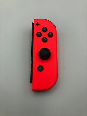 Nintendo Switch Joy Con Red RIGHT Controler JoyCon Original OEM Joy-Con