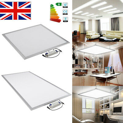 LED Ceiling Panel Office Lighting Aluminium Frame 72W-1200x600mm 36W-600x600mm