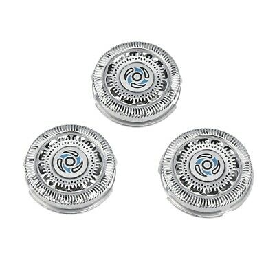 3Pcs Shaver Blade Replacement Heads for Philips Norelco