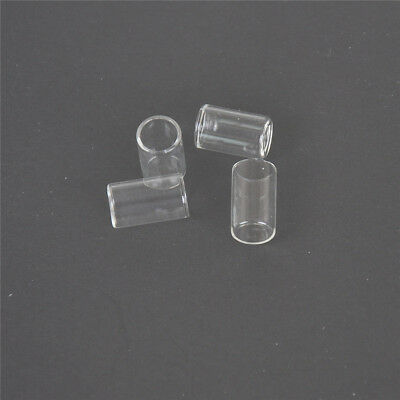 4pcs/set Clear Toy Kitchen Miniature Resin Glass Cup Model For Dollhouse  @M