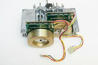 REVOX B215 B 215 -  support  mechanism  With capstan motors - working condition
