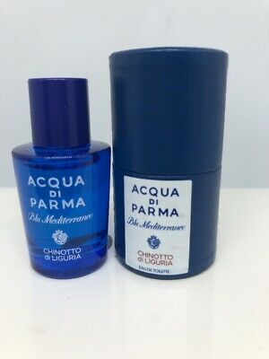 MINIATURE PERFUME  Acqua Di Parma Chinotto Di Liguria Edt 5 ML