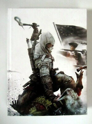 ASSASSINS CREED III (3) STRATEGY COMPLETE OFFICAL GAME GUIDE Collectors Edition