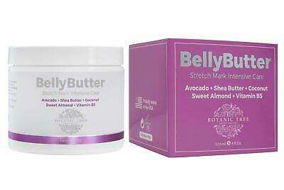 Botanic Tree Stretch Mark Cream for Pregnancy Belly Butter Stretch Mark Removal