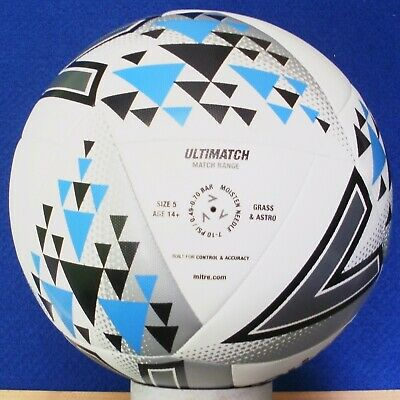 Mitre  Ultimatch  Hyperseam  - Size 5 Football
